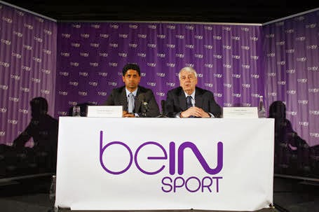 Channel BeIN Sports Channel Penyiar Liga Inggris