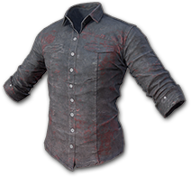Серая рубашка Playerunknown (Grey Shirt Playerunknown)