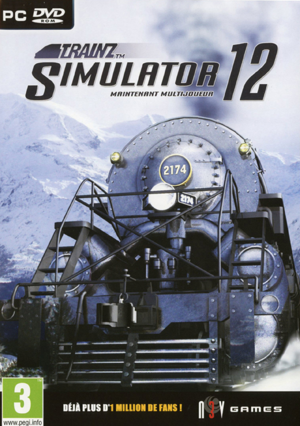 Trainz Simulator 12 Download Cover Free Game