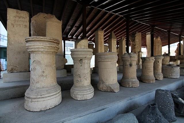 Exterior Museo Arqueológico Lárnaca