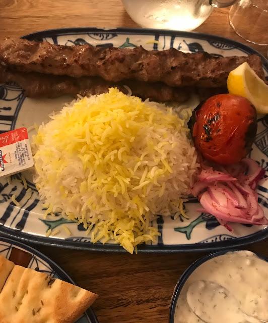 Ali Qapu, Kew East, sotani kabab