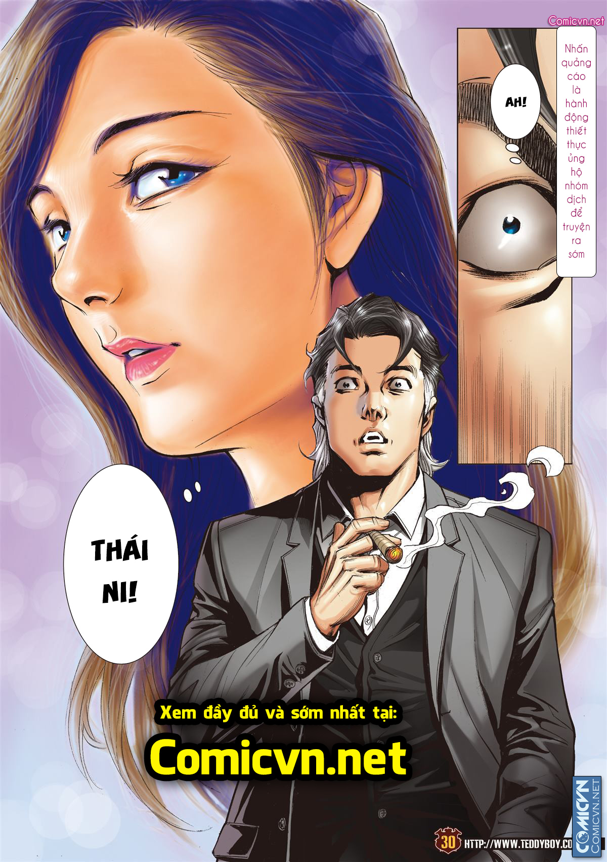 Người Trong Giang Hồ RAW Chương 2101 - NhoTruyen.Net