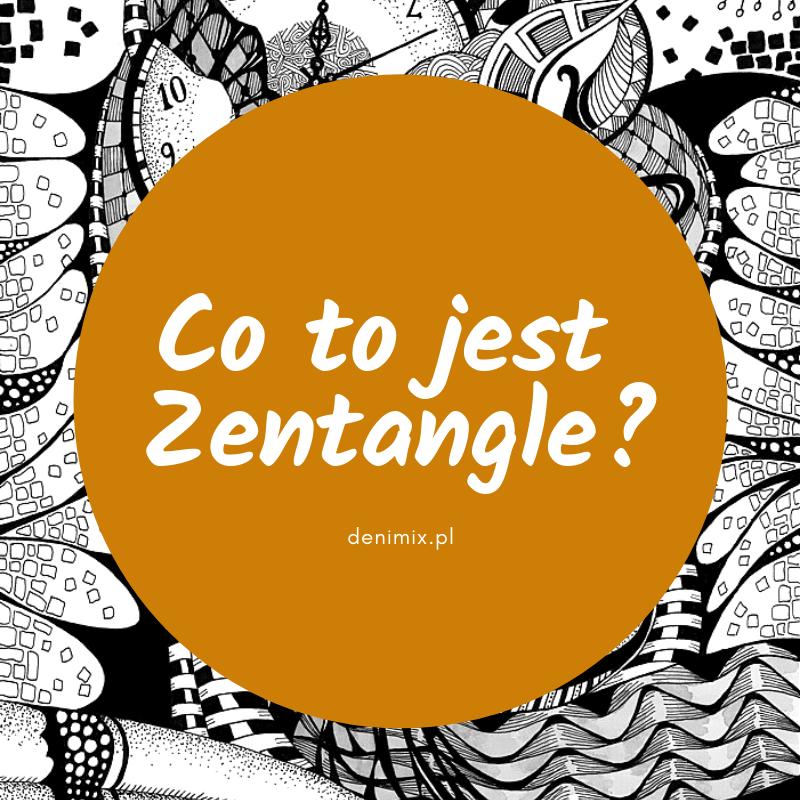 Jak narysować Zentangle?