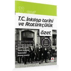 Delta Kültür 11.Sınıf T.C. İnkılap Tarihi ve Atatürkçülük Özet