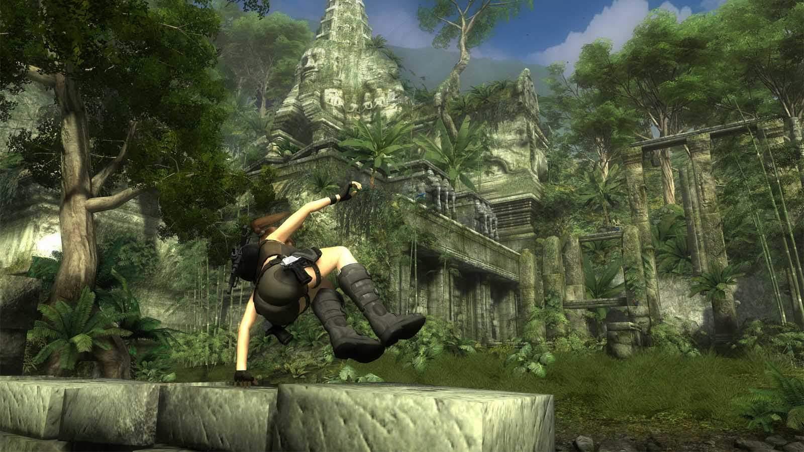 تحميل لعبة Tomb Raider Underworld مضغوطة برابط واحد مباشر + تورنت كاملة مجانا