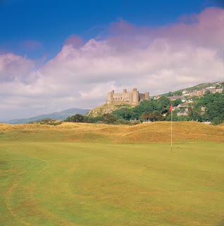 Golf en Gales - Royal St David´s Golf Club Harlech ©Visit Wales
