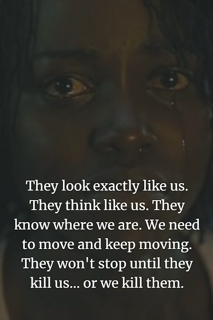 US Movie Trailer (2019) and Quotes