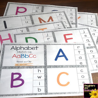 https://www.teacherspayteachers.com/Product/Alphabet-Clip-Cards-Capital-lowercase-2635895