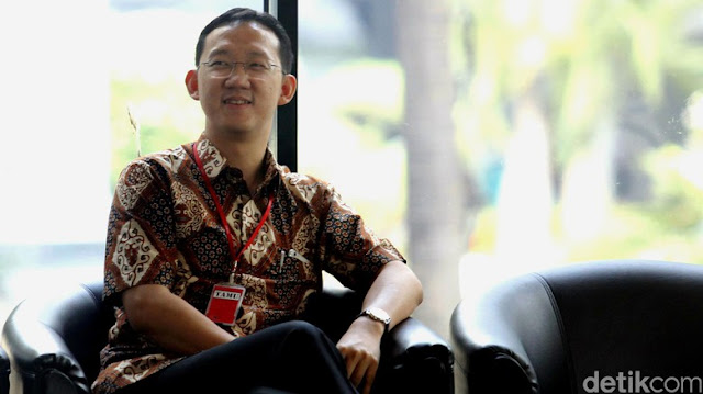 Gabung PSI, Sunny Mantan Staf Ahok Jadi Sekretaris Wanbin