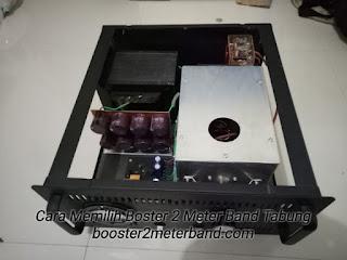 Produk Booster Tabung VHF