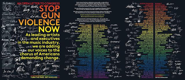 Paul McCartney, Ringo Starr e Yoko Ono assinam carta pedindo mudanças sobre porte de armas nos EUA
