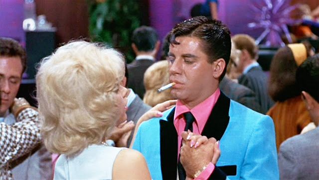 The Nutty Professor 1963 movieloversreviews.filminspector.com  Jerry Lewis Buddy Love Stella Stevens