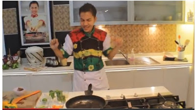 video agus master chef