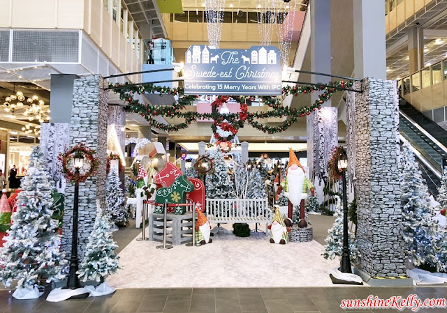 The Swede-est Christmas,  IPC Shopping Centre, 15th Year Anniversary Celebration, Christmas 2018, Malaysia Christmas Shopping Centre Decor
