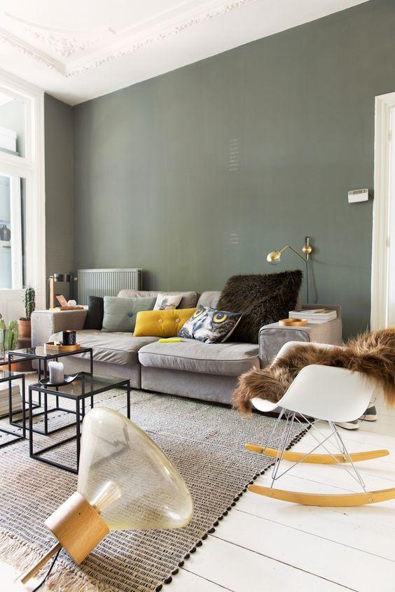 Grün Grün Grünmein Absoluter Wandfarben Favorit Wohnprojekt