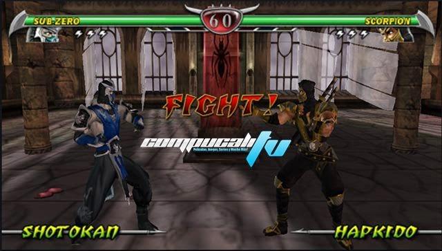 Mortal Kombat Unchained PC Repack Español