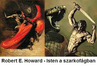Robert E. Howard Isten a szarkofágban Conan novella