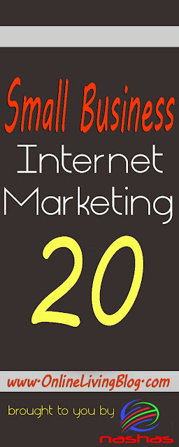 20 Internet Marketing Strategies for Small Business: Online-marketing, digital-marketing, internet-marketing