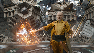 doctor strange the ancient one