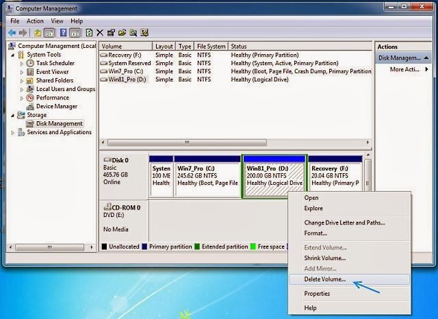 How to remove Windows 8 1 from a dual boot PC « Wiki Stop