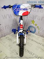 Sepeda Anak Erminio Z2500 BMX 12 Inci