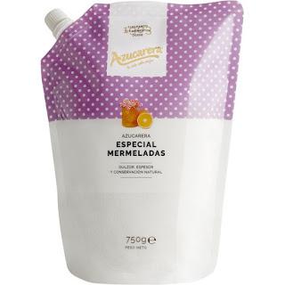 Azucar especial mermelada