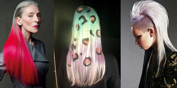 Phenomenal Different Alternative Hairstyles Hairstyles For Women Draintrainus