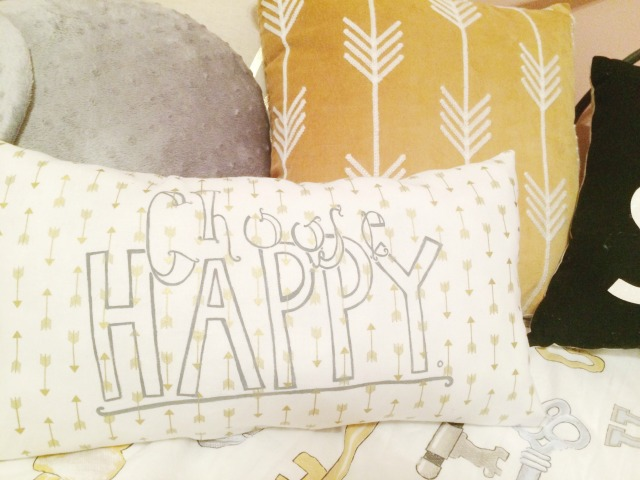 All Paths Lead To Wonderland Diy Hand Painted Quote Pillow Choose