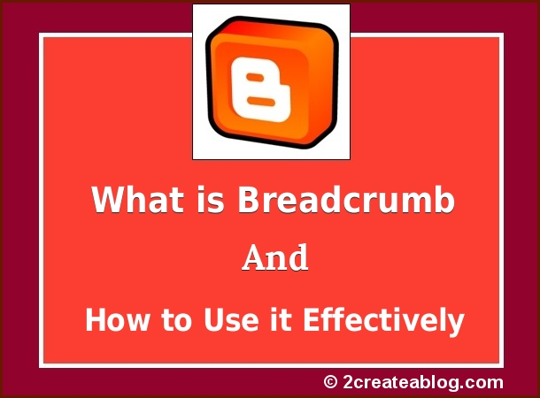 What is Breadcrumbs in SEO - Whether it helps WordPress Website