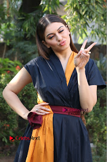 Actress Hansika Motwani Latest Pos at Bogan Movie Press Meet  0046.jpg