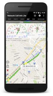 app Network Cell Info Lite