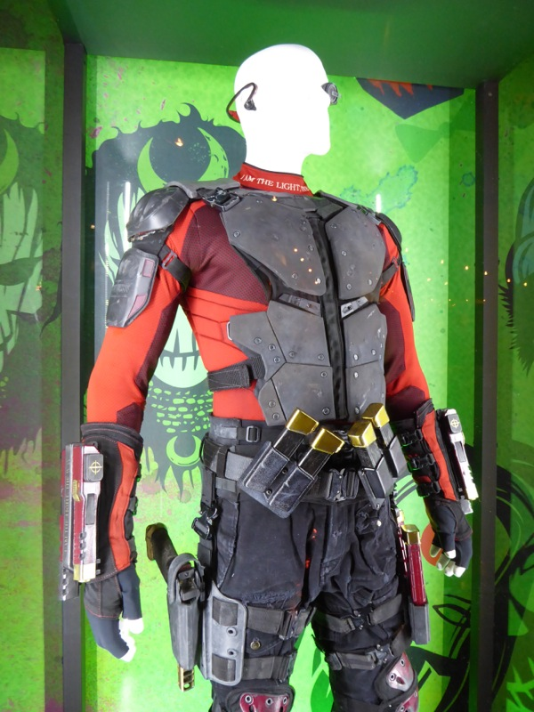 Deadshot Suicide Squad movie costume