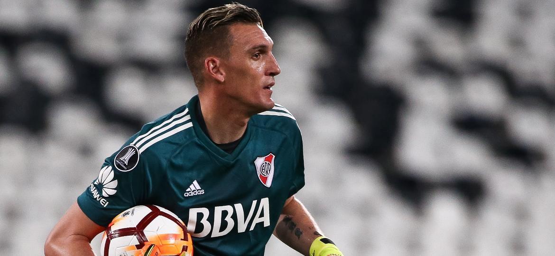 Franco Armani (River Plate-ARG)