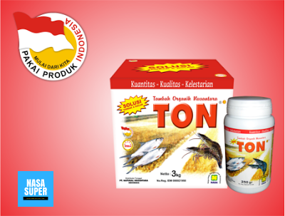Grosir Produk Nasa TON (Tambak Organik Nusantara)