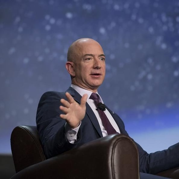 Amazon CEO Tops Forbes List Of Richest Men In The World