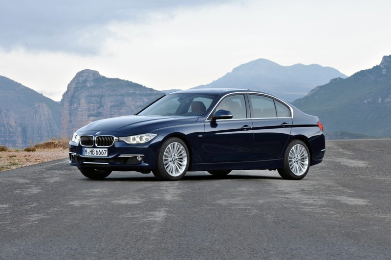 Locally ACC Is Offering The All New 3 Series In 320d And 328i Variants Former Will Come Three Different Lines Sport Line Luxury