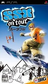 Download SSX On Tour PSP ISO