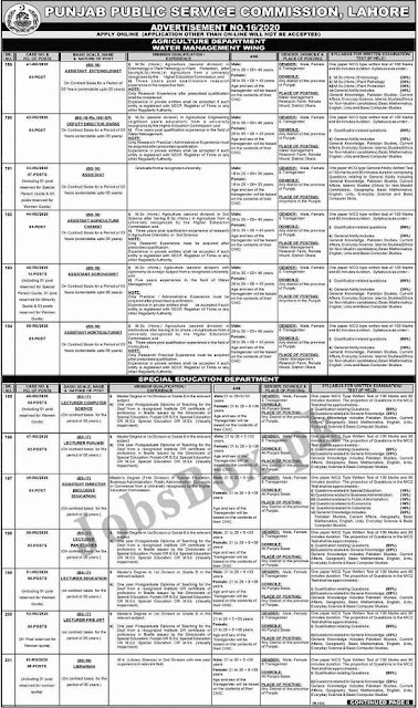 ppsc-jobs-latest-advertisement-no-16-2020-apply-online-www-ppsc-gop-pk