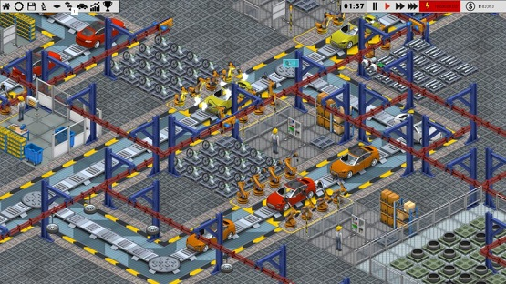 Production Line Game Free Download