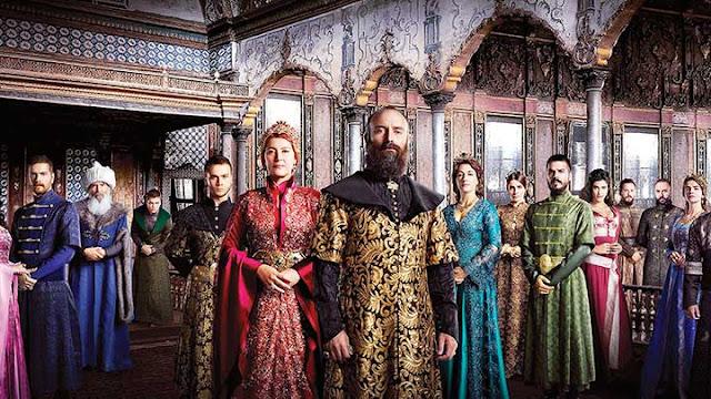 শুরু হচ্ছে 'Sultan Suleiman'