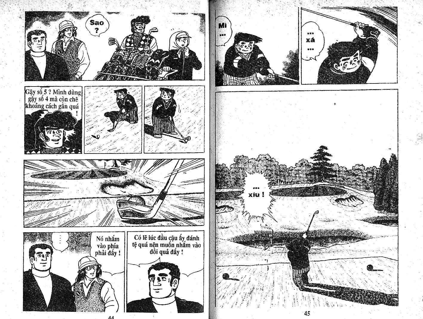 Ashita Tenki ni Naare chapter 24 trang 20