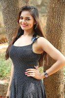 Aswini in lovely Deep Neck Sleeveless Black Dress Spicy Pics ~  Exclusive 61.JPG