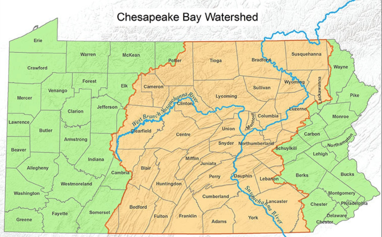 PA Environment Digest Blog: Help Develop Plan To Improve Water ... on