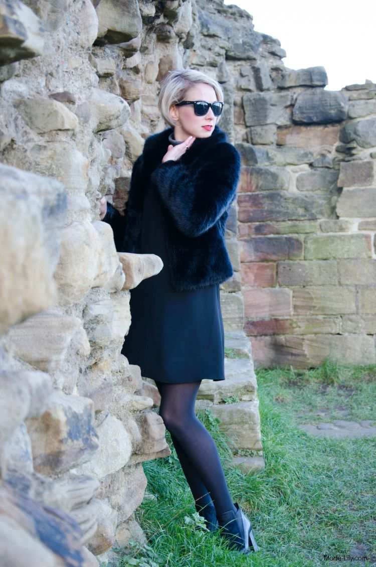 Outfit Post: The Grey-Scale Monochrome