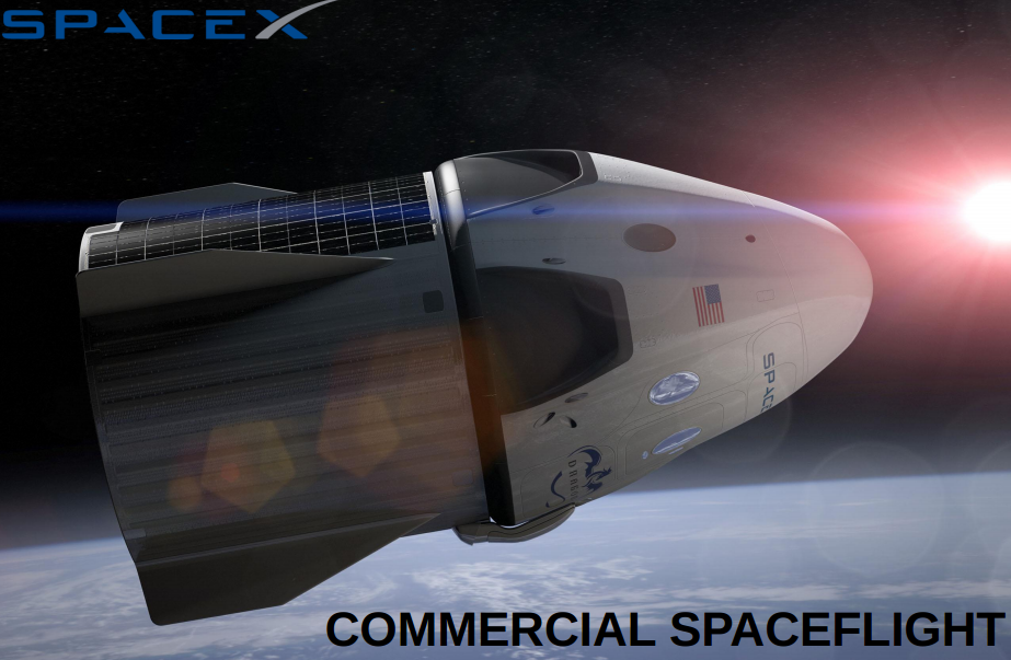 Future SpaceX - Pics about space