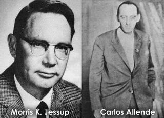 Jessup murió misteriosamente, de Allende jamás se volvió a saber nada