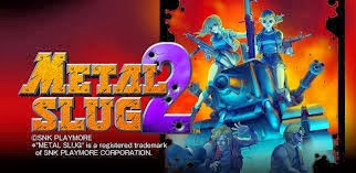 Download game android Metal Slug 2