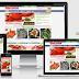 Bshop Seafood - Mẫu giao diện bán hàng hải sản dành cho Blogspot