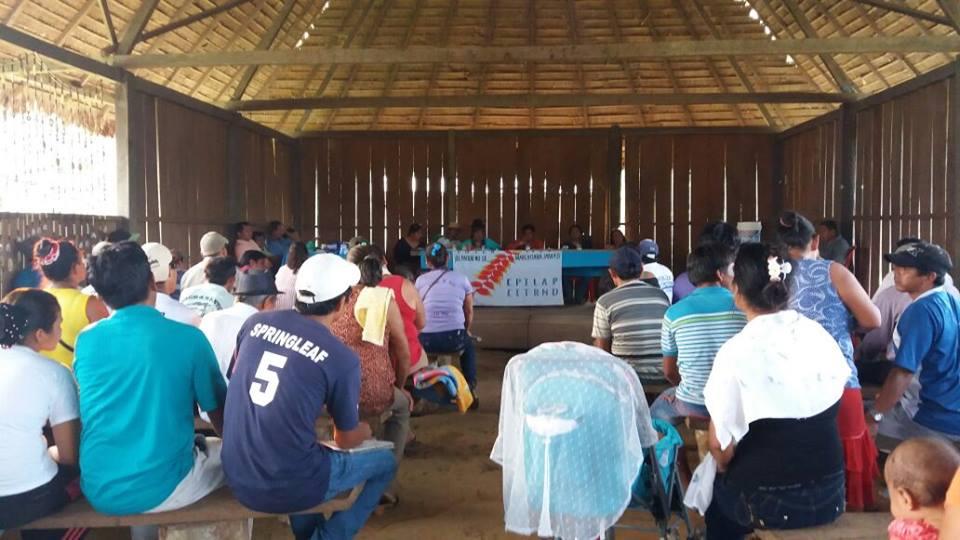 Gobernador visitó amazonía paceña desde el anterior jueves