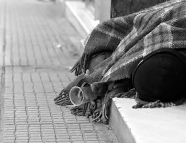 Άστεγος πέθανε στην Τρίπολη και τα έξοδα κηδείας ανέλαβε ο Δήμος